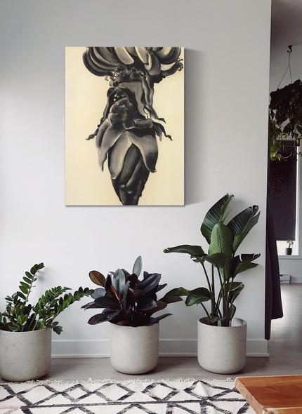 Banana Plant No 4 by Georgia O Keeffe