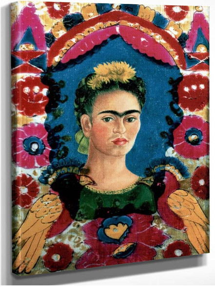 A Mexican Artist In Gringolandia By Frida Kahlo