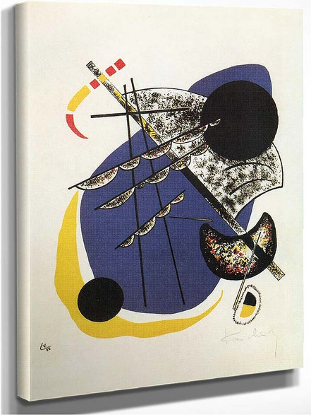A Revolution In Painting By Wassily Kandinsky