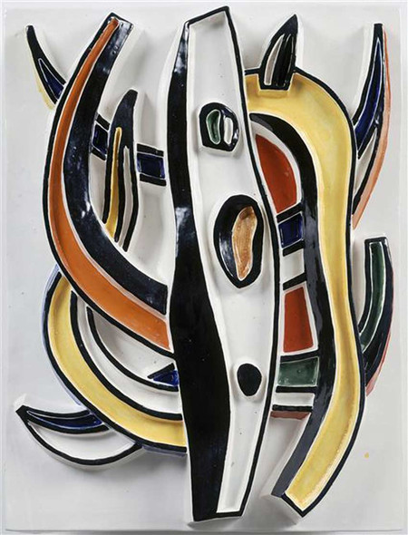 Abstract Composition By Francis Picabia Art Reproduction from Wanford