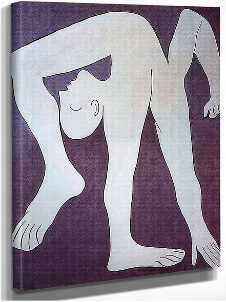 Acrobat 1930 By Pablo Picasso