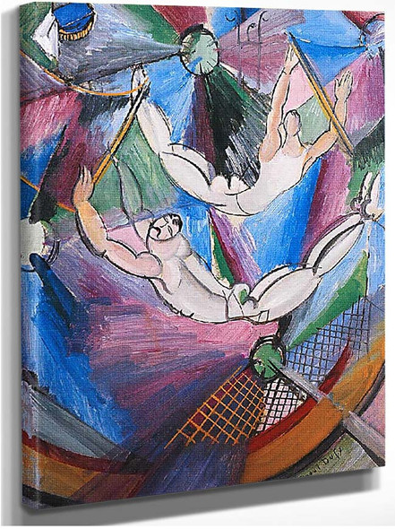 Acrobats 1922 By Dufy Raoul