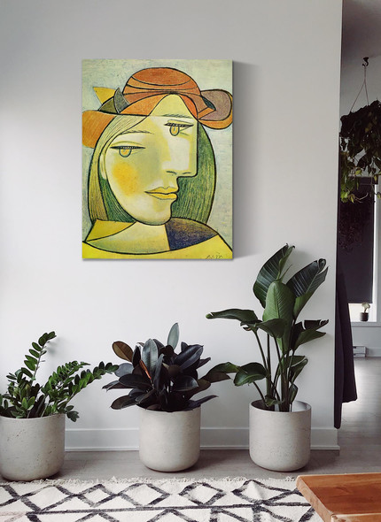 Untitled 46x38 by Picasso 1