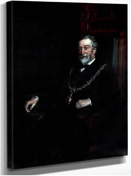 Alderman Sinclair By John Maler Collier