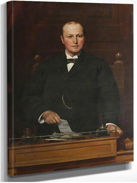 Alfred Salwey By John Maler Collier