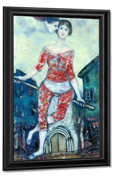 The Acrobat by Marc Chagall Print