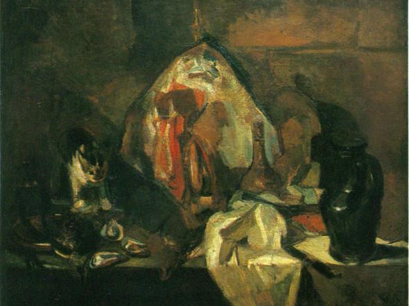 Chardin La Raie by Henri Matisse Print