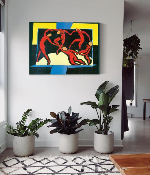 Dance(2) by Henri Matisse
