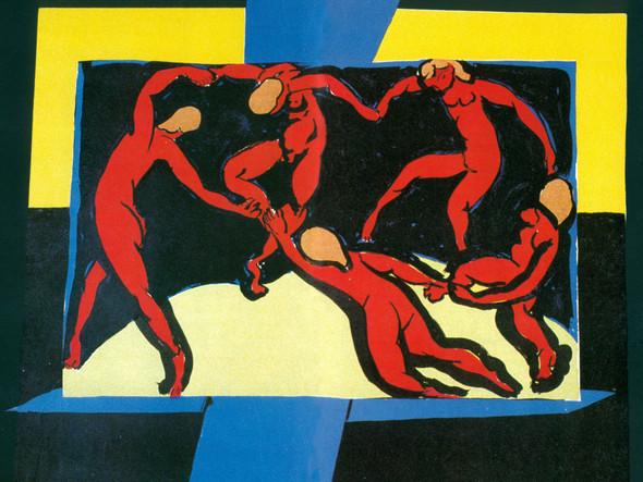 Dance(2) by Henri Matisse Print