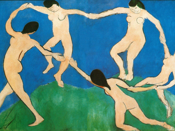 Dance (I) by Henri Matisse Print