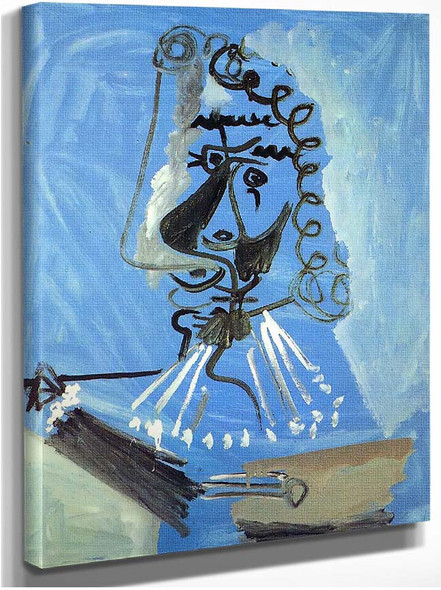An By 1967 By Pablo Picasso