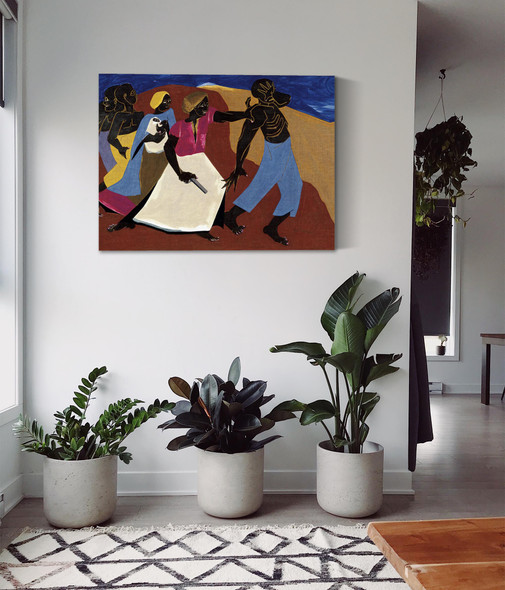 Forward by Jacob Lawrence