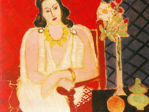 Idol by Henri Matisse Print