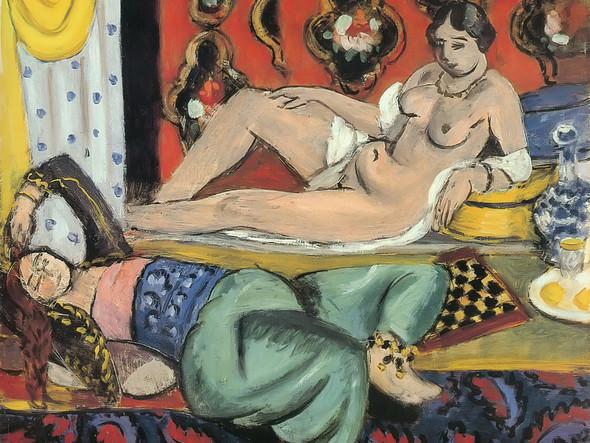 Odalisques 1928 by Henri Matisse Print
