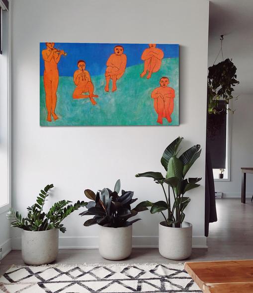 La Musique by Henri Matisse 2
