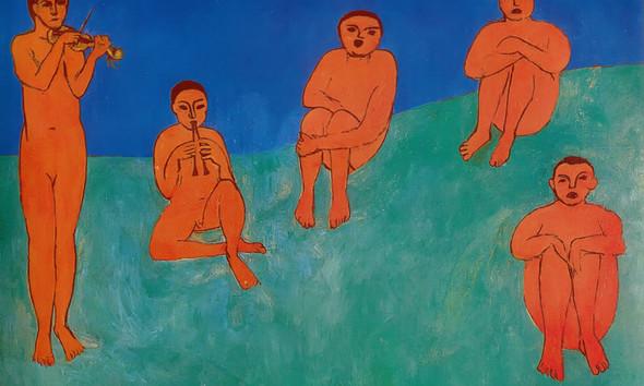 La Musique by Henri Matisse 2 Print
