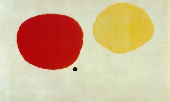 Painting 1930 by Joan Miro Print