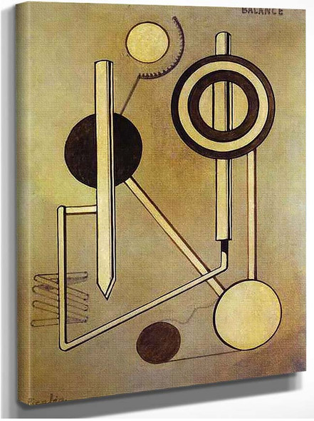 Balance By Francis Picabia