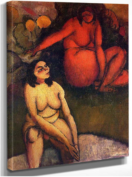 Baptism 1911 By Duchamp Marcel