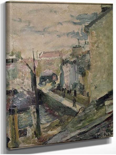 Belle Ile By Henri Matisse