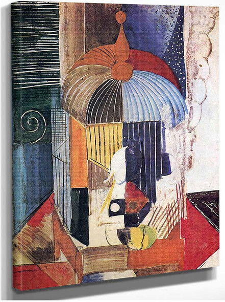 Birdcage 1914 By Dufy Raoul