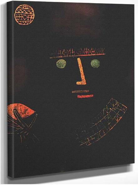 Black Knight 1927 By Paul Klee