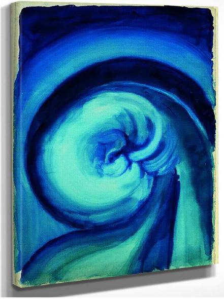 Blue I By Georgia O Keeffe