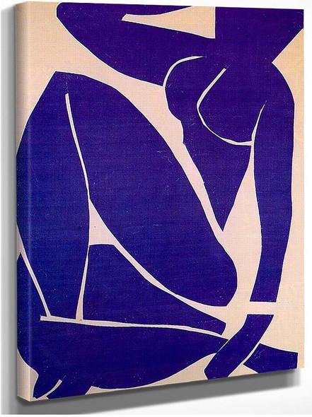Blue Nude Iii 1952 By Henri Matisse