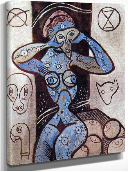 Breasts By Francis Picabia