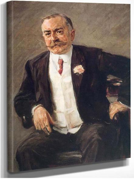 Carl Duisberg 1909 By Max Liebermann