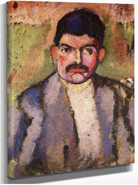 Chauvel 1910 By Duchamp Marcel
