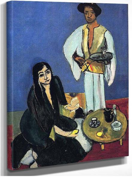 Coffee 1916 By Henri Matisse