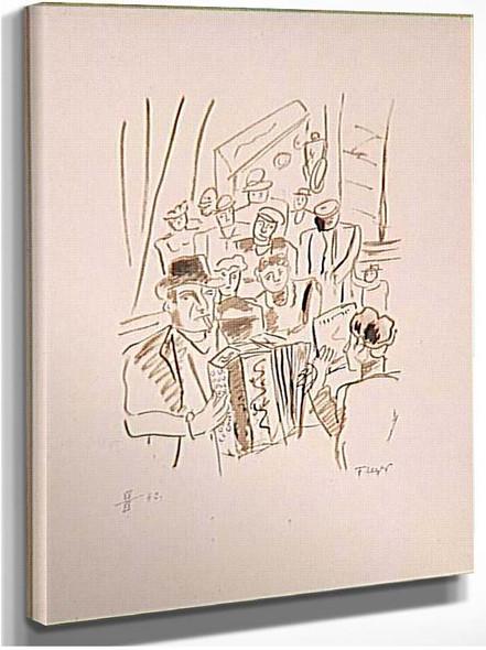 Coffee By Fernand Leger