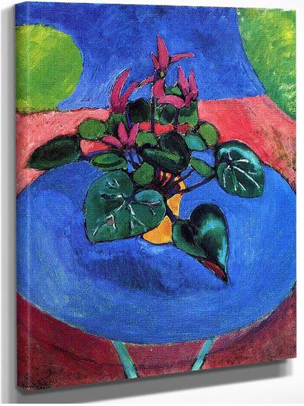 Cyclamen Pourpre 1912 By Henri Matisse