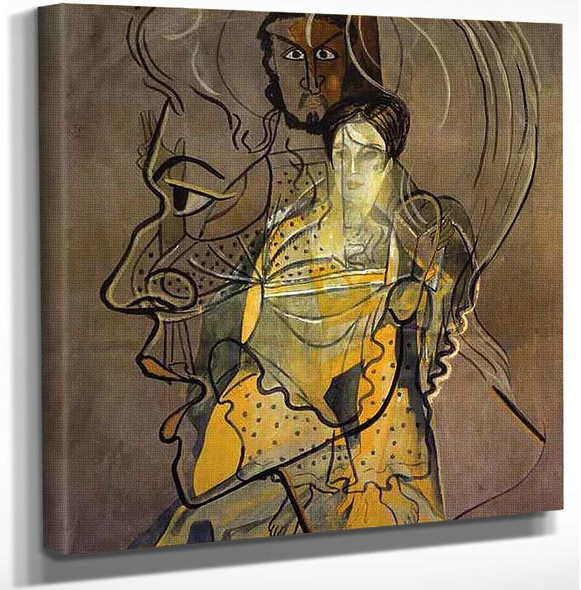 Barcelona By Francis Picabia Art Reproduction from Wanford.