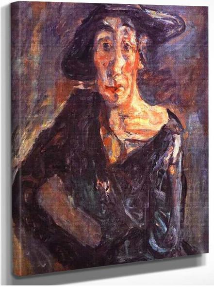 Desolation 1924 By Chaim Soutine