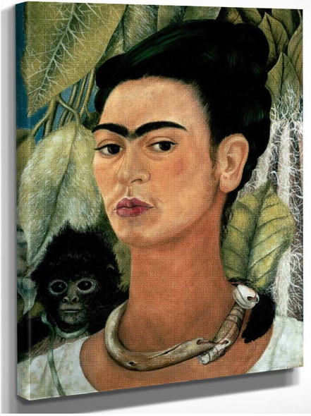 Despair And Success By Frida Kahlo