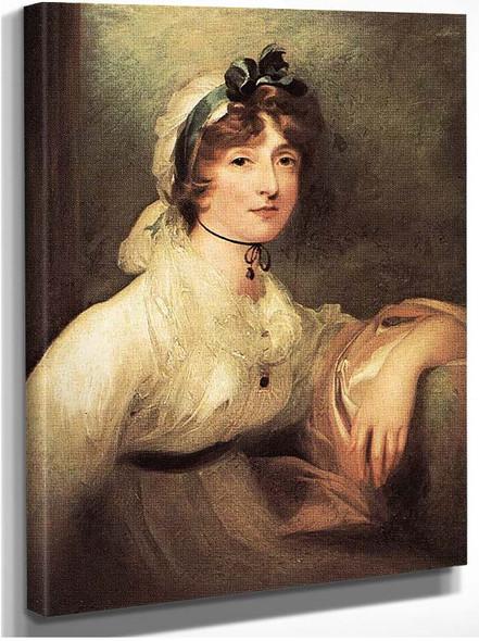 Diana Sturt Lady Milner By Lawrence Sir Thomas