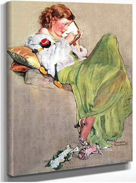 Diary By Norman Rockwell