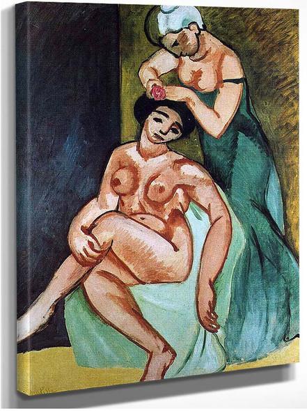 Female Toilets 1907 By Henri Matisse