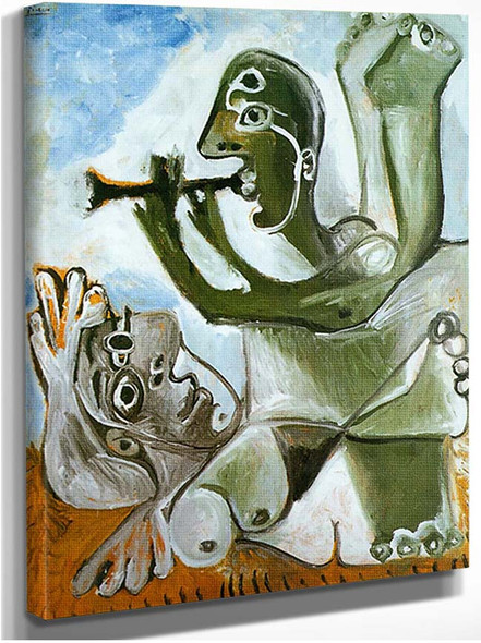 L Aubade By Pablo Picasso