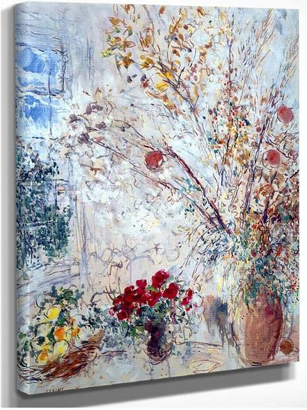Lunaria 1967 By Marc Chagall