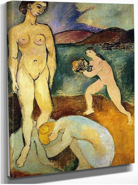 Luxe 1907 By Henri Matisse