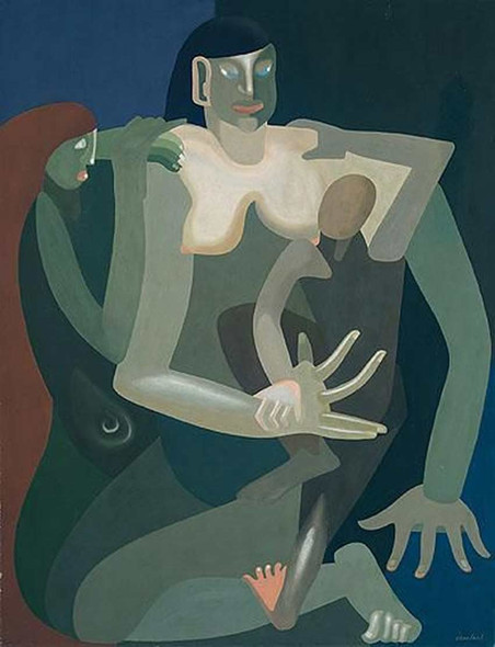 Maternity 1941 By Ozenfant Amedee Art Reproduction from Wanford