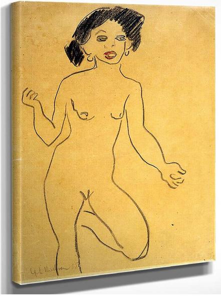 Milli By Ernst Ludwig Kirchner
