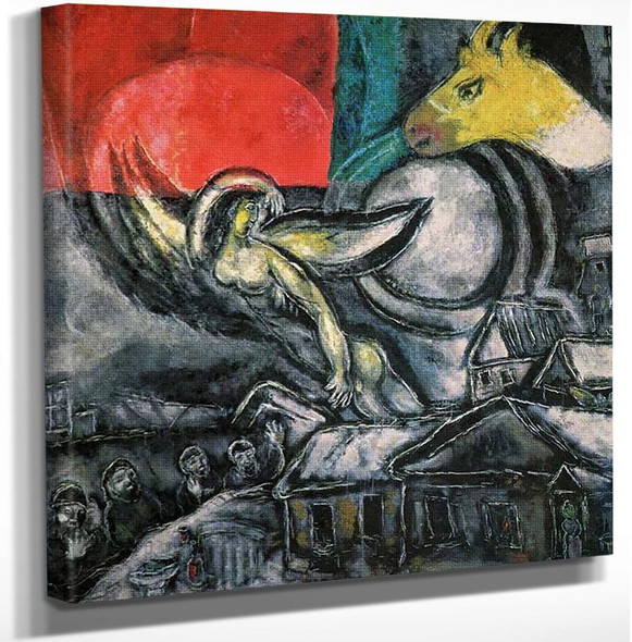 Easter 1968 By Marc Chagall Art Reproduction from Wanford.