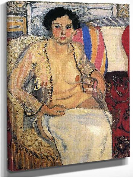 Nude 3 By Henri Matisse