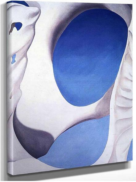 Pelvis 2 By Georgia O Keeffe