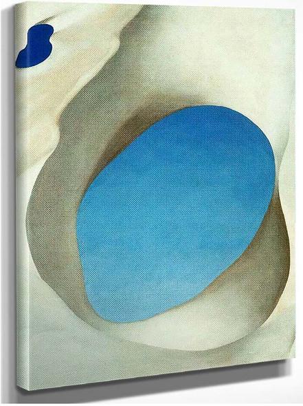 Pelvis Iii By Georgia O Keeffe