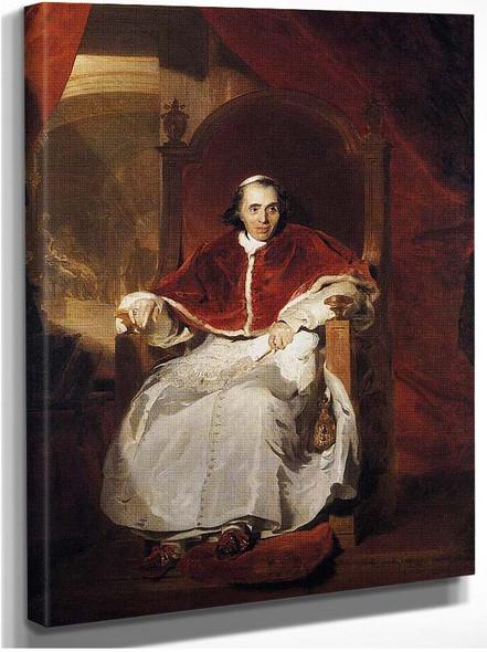 Pope Pius Vii By Lawrence Sir Thomas